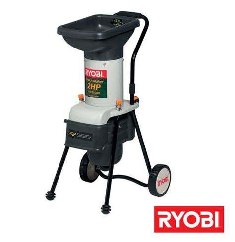 Ryobi 2hp Shredder Quote For Courier Available Last One