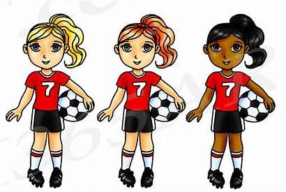 Soccer Clipart Sports Clip Team Cup I365art