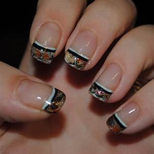 Easy Nail Art Design Short Nail 2017 2018 Fancy Camo Nail Designs For A Change Of Pace On Your Looks