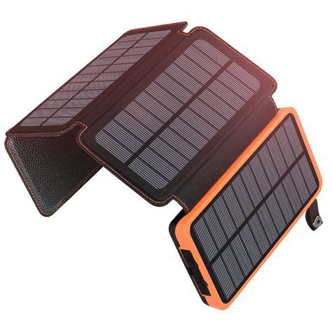 powerbank mit solar addtop solar power bank 25000 mah reiseblog f 252 r