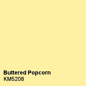 buttered popcorn km5208 just one of 1700 plus colors