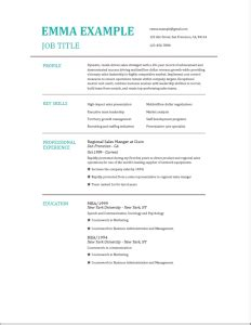 Build A Resume Free Templates by Best Resume Templates 2019 Buildfreeresume