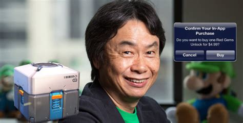 Shigeru Miyamoto Isn't A Fan Of In-Game Purchases, Either ...