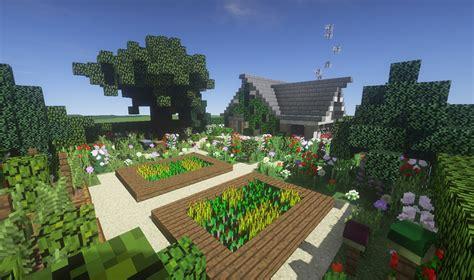 Garden Decoration Minecraft by Gardener S Delight Minecraft