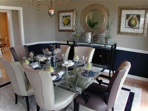 Dining Room Decorating Ideas  Home Design And Decoration