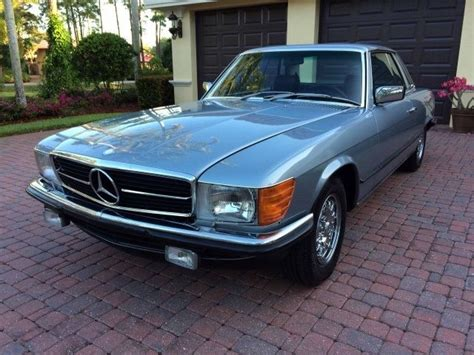 Mercedes benz sl class 450slc 1980 mercedes 450 slc 120 k miles new interior lots of extras a gem for sale. 1980 Mercedes-Benz 450 SLC 5.0 Euro Coupe Rare Low Miles Very Collectible - Classic Mercedes ...