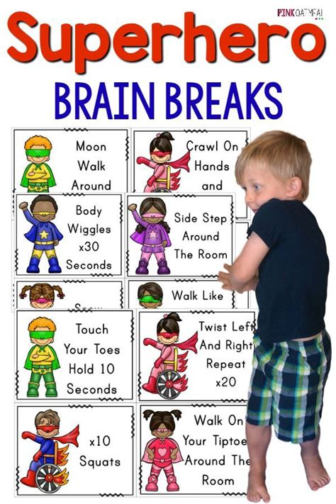 brain breaks activities for 670 | 0bd24f0431800f3d7072e9179cc9900f
