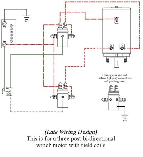 warn winches wiring diagram get free image about wiring