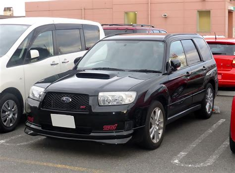 subaru japanese subaru forester sti andrew 39 s japanese cars
