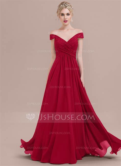 what color prom dress should i get a line princess the shoulder floor length chiffon lace