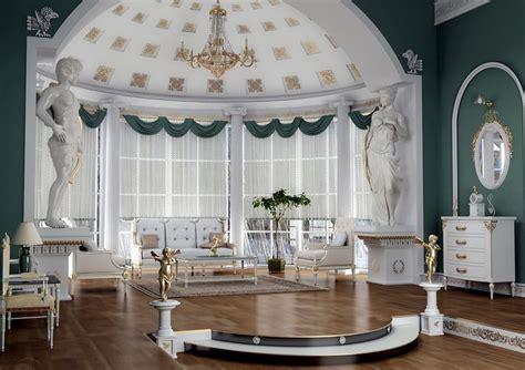retro home interiors antique style interior design ideas