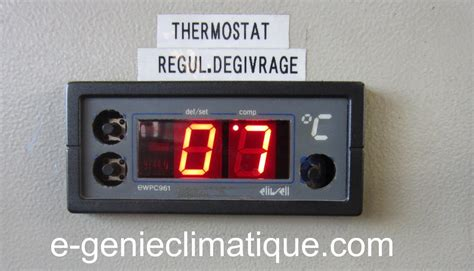 temperature chambre froide froid04 raccorder et enlever le manifold sur une machine