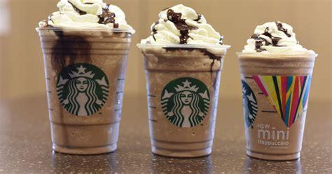Starbucks rolls out 'Mini Frappuccino'