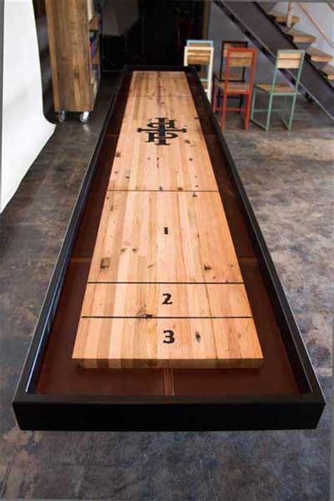 used outdoor shuffleboard table best 25 shuffle board ideas on pinterest used
