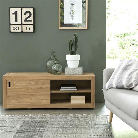chaise de bureau sans meuble tv en teck naturel vente meuble pour tele adam tikamoon