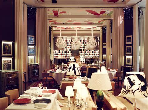 restaurant la cuisine hôtel royal monceau gourmets co