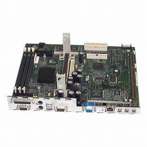 Dell System Motherboard For Optiplex Gx1 P W Nic 78 7803c