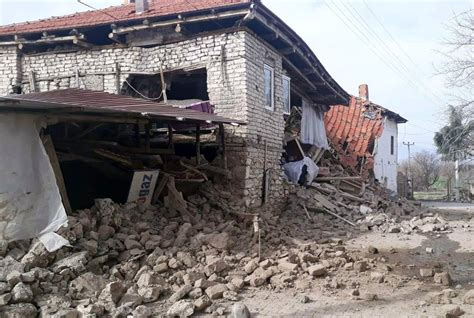 5.7 Magnitude Earthquake Causes Injuries, Damage In