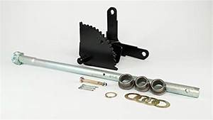 John Deere Lt Steering Sector Gear  U0026 Shaft Kit Aftermarket