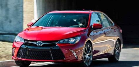 toyota camry review price specs release cars