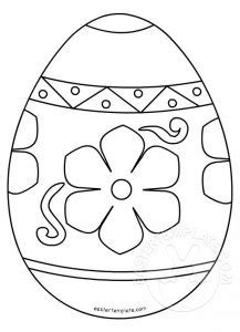 easter template  fun   printables easter