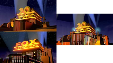20th Century Fox 3-d Models (outdated) By Superbaster2015