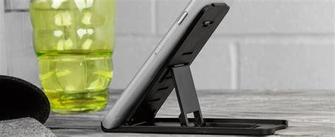 smartphone stand for desk olixar multiangle smartphone halterung mobilefun de