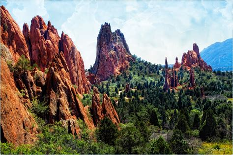 Garden Of The Gods Images by Garden Of The Gods A Gift Beyond Time