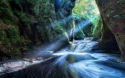 Finnich Scotland Glen Magic Gorge Mile Flickr