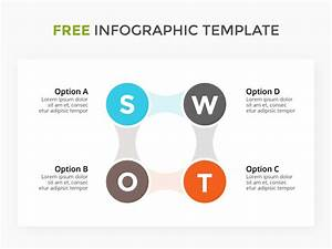 Swot Analysis Infographic  Free Pptx  By Theseamuss On