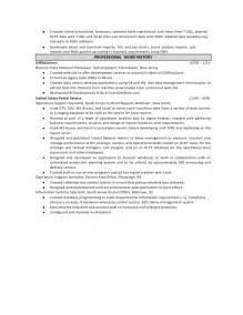 ssas cube developer resume bi developer resume