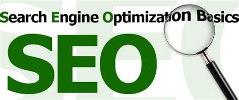 Search Engine Optimization Basics search engine optimization basics