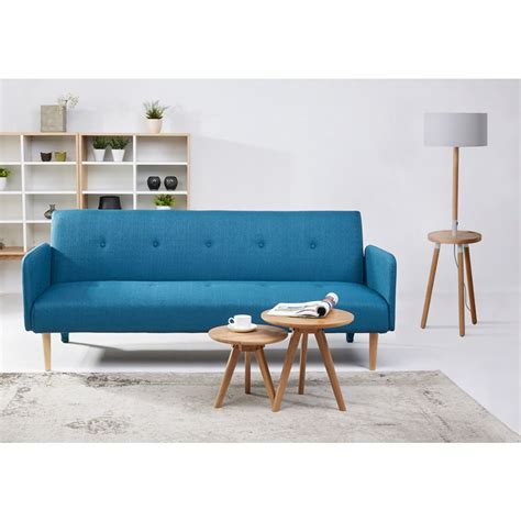 canape convertible scandinave canapé convertible scandinave niels bleu by drawer