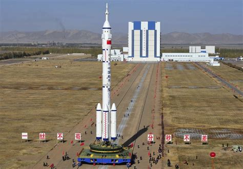 china set  launch unmanned spacecraft