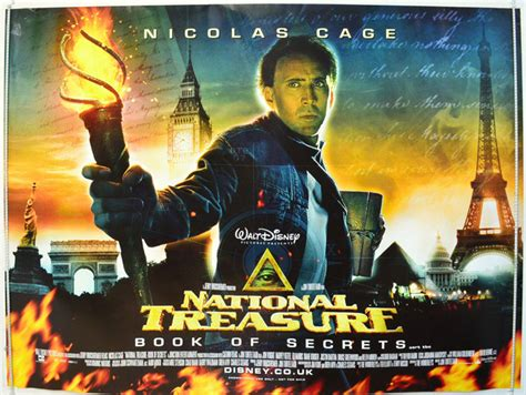national treasure book  secrets original cinema