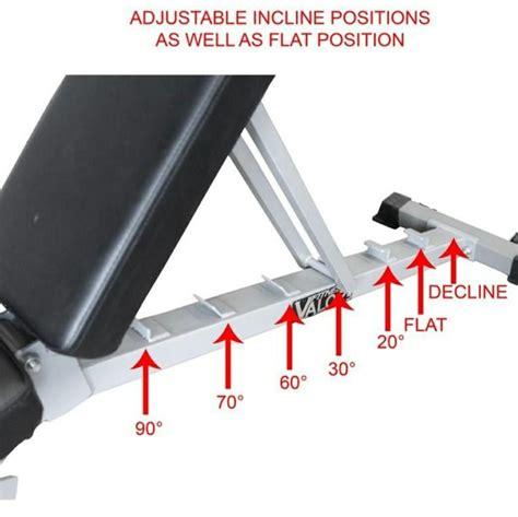 bench equipment fid duty heavy premium sports