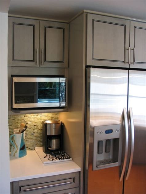 built in kitchen cabinet kitchen remodeling in eclectic kitchen 4987