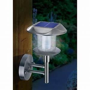 Lampe Exterieur Solaire : luminaire solaire ext rieur sunny achat vente ~ Edinachiropracticcenter.com Idées de Décoration