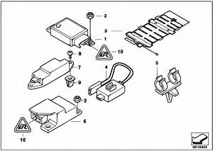 Original Parts For E39 525tds M51 Touring    Audio
