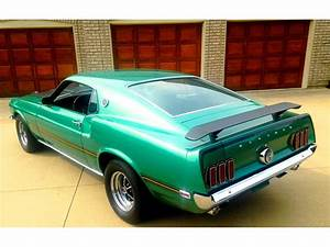 1969 Ford Mustang Mach 1 for Sale | ClassicCars.com | CC-1009633