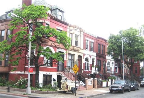 bed stuy bed stuy houses ephemeral new york