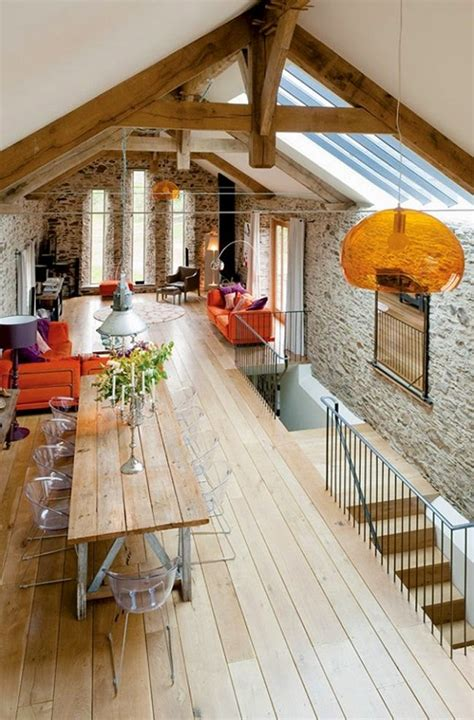attic living cleverly increase living space by making use of unused attic architecture design