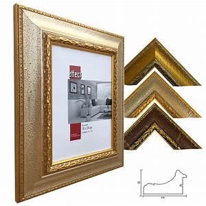 Bilder Mit Rahmen Kaufen : bilderrahmen f r keilrahmen profil 31 mit metall laschen ~ Buech-reservation.com Haus und Dekorationen