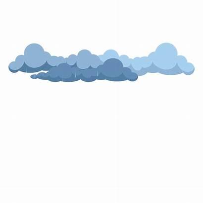 Clouds Cloud Rain Transparent Dark Nuvens Nubes