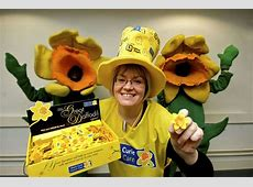 Marie Curie Great Daffodil Appeal 2018 National