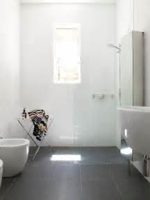 grey and white bathroom tile ideas colouring clean lines big white wall tiles big grey floor tiles bathroom