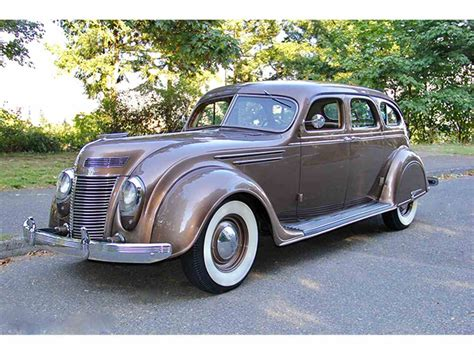 1937 Chrysler Airflow by 1937 Chrysler Airflow For Sale Classiccars Cc 1109245