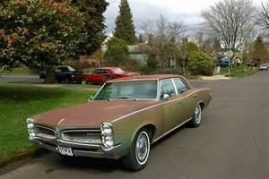 Old Parked Cars   1966 Pontiac Tempest Custom