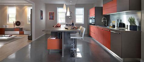 cuisine en l ouverte sur salon delimiter cuisine ouverte cuisine en image
