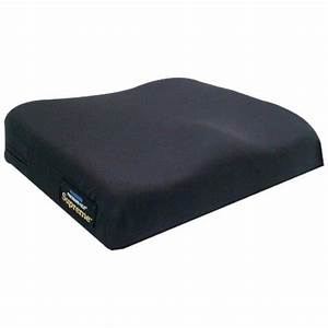 hudson medical pressure eez three inches supreme With cushions for wheelchairs for pressure